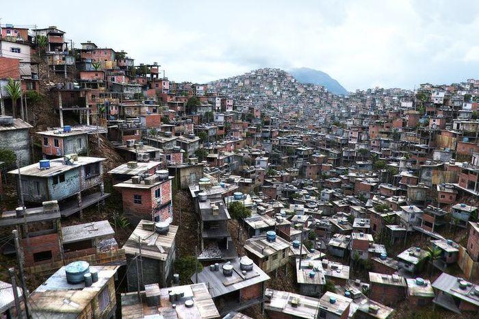 孟买达哈维贫民窟