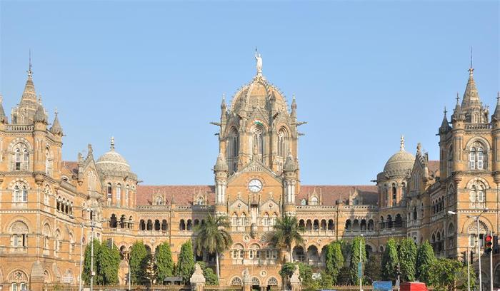 孟买CST中央火车站