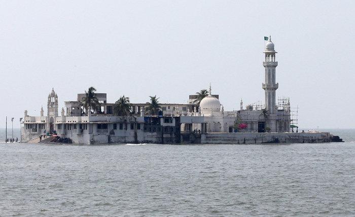 孟买哈里阿吉海上清真寺